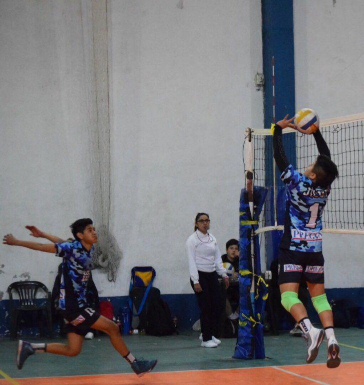 Los chicos de Jujuy Vóley se consagraron campeones del regional Sub 15
