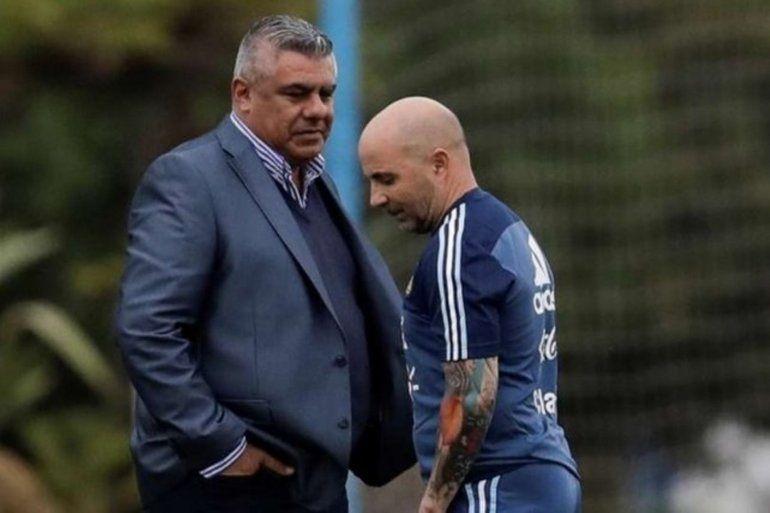 La condición que pretende Tapia para el técnico de la Selección
