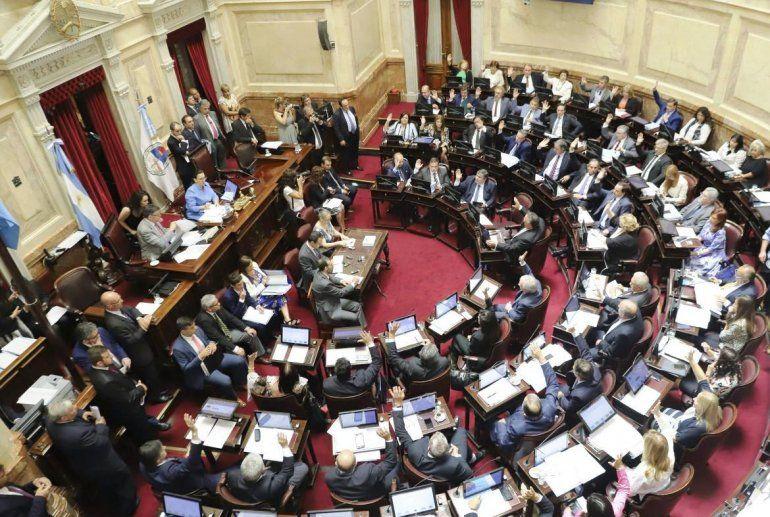 Aborto: no hubo dictamen en comisiones y debatirán el 8 de agosto en el Senado el proyecto que viene de Diputados