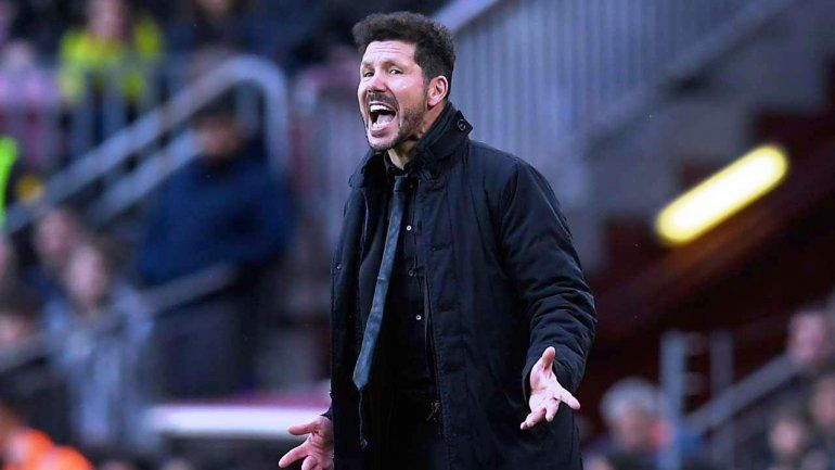 Diego Simeone postuló a Marcelo Gallardo como entrenador de la Selección Argentina