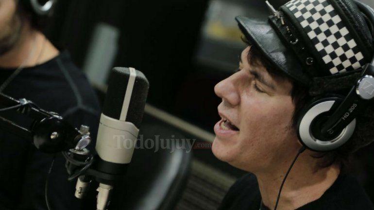 Maxi Trusso en RadioCity: Los paisajes de Jujuy dan para hacer una película