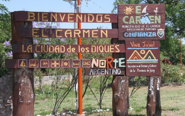 Atención turistas: El Carmen se muestra en la plaza Ricardo Vilca