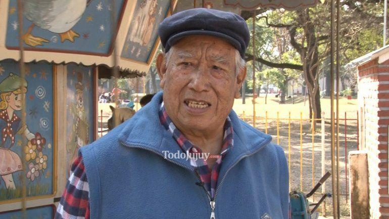 El hombre que le regaló sonrisas a tantas generaciones de Jujuy