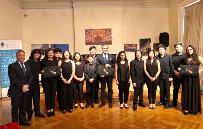 Jujeños en Nueva York presentaron el festival Jujuy Corazón Andino