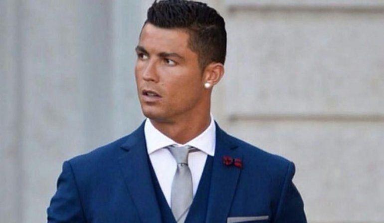 Cristiano Ronaldo fue condenado a dos años de cárcel y casi 19 millones de multa