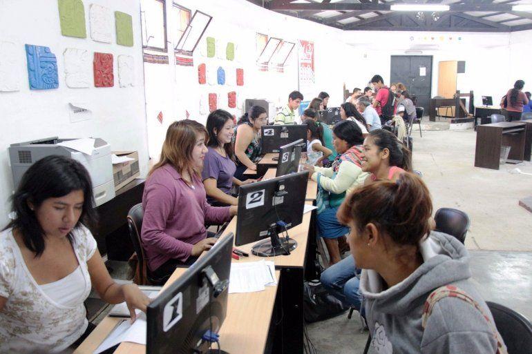 Hoy empieza la renovación del BEGU para terciarios y universitarios
