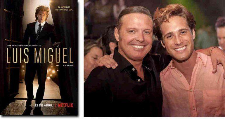 Revelaron cuánto cobró Luis Miguel por la primera temporada de su serie