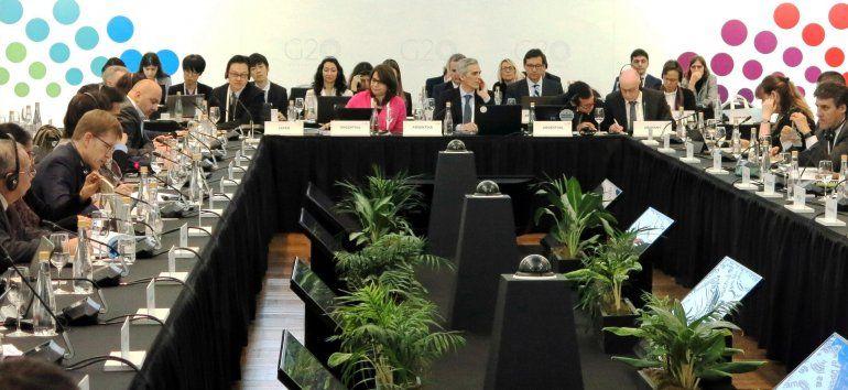 El G20 discute sobre suelos, desperdicios de alimentos y tecnología en el agro