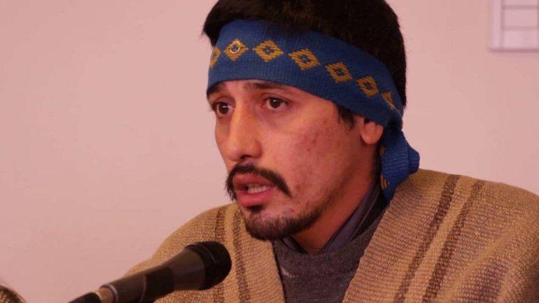El mapuche Facundo Jones Huala obtuvo el beneficio de la prisión domiciliaria
