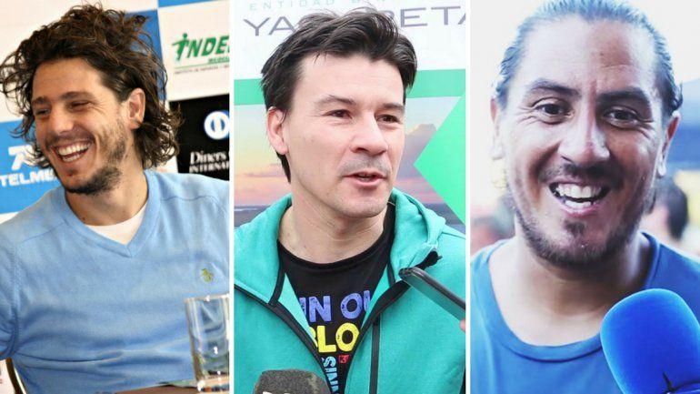 Coria, Gaudio y Cañas serán los nuevos capitanes de Copa Davis