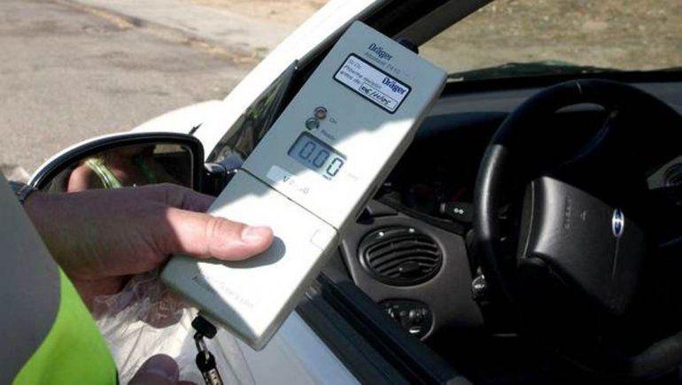 La inconsciencia al volante no para: 43 conductores alcoholizados fueron retirados de circulación