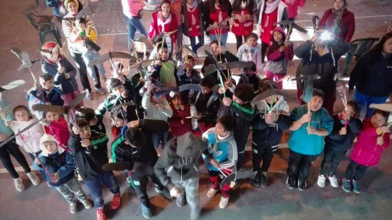 Exitosa agenda cultural: participaron más de 200 niños y jóvenes