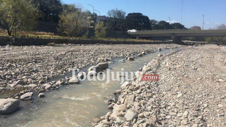 Lluvias en Jujuy y el uso del Parque Xibi Xibi: recomiendan permanecer en las terrazas altas y no bañarse en el río