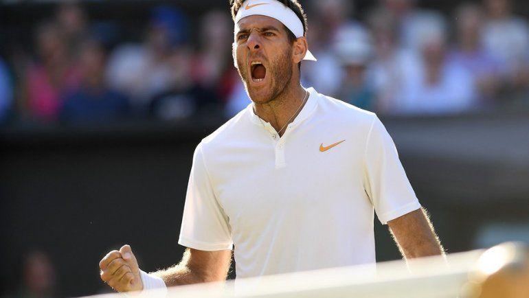 Ranking ATP: Juan Martín Del Potro, ante la enorme chance de dar el esperado salto