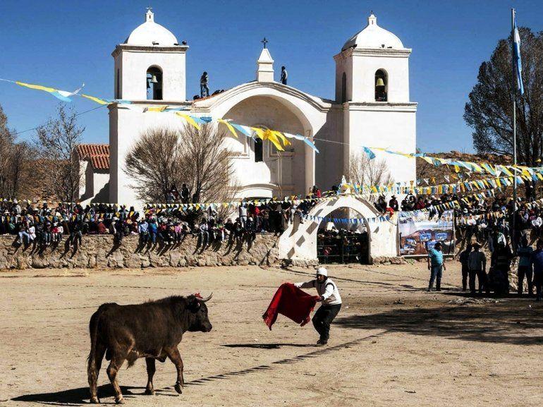 A una semana, enterate cómo serán los festejos patronales en Casabindo