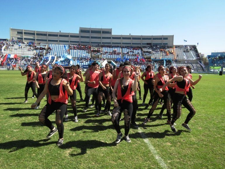 Alrededores del Estadio 23 de agosto: Cambios en la circulación por el Sábado Estudiantil