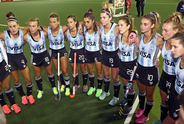 Las Leonas ante Australia buscando el pase a la semifinales