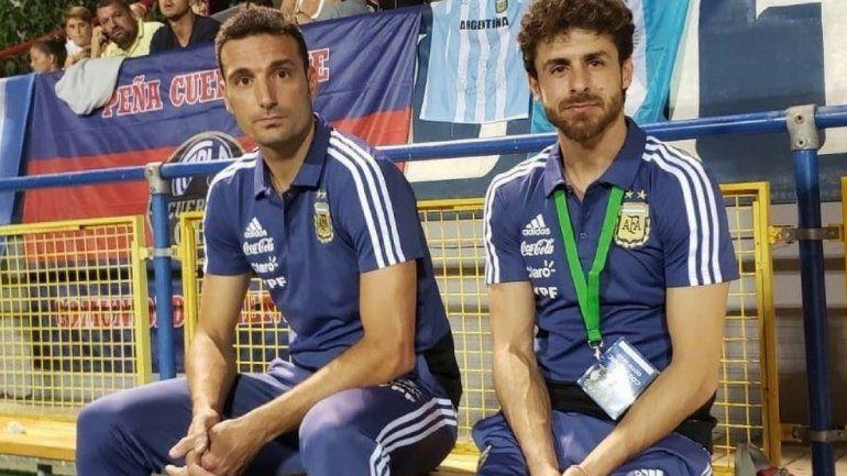 Scaloni-Aimar: la dupla interina que dirigirá la Selección argentina