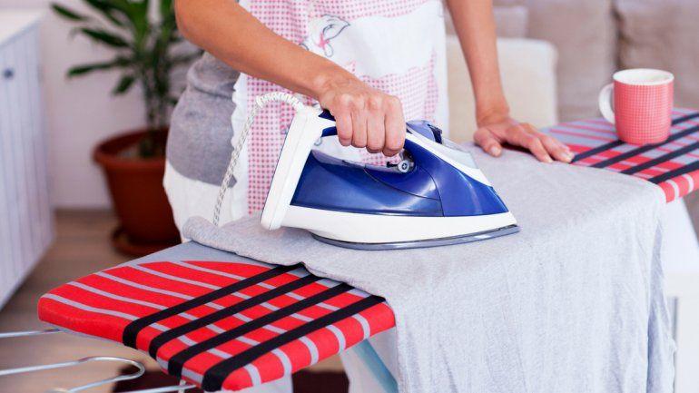 Las empleadas domésticas acordaron un 25% de aumento
