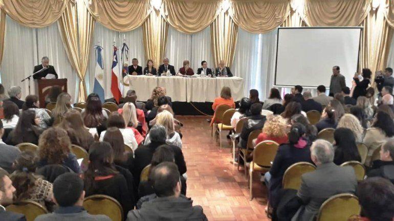 Se debate y se intercambian experiencias con Chile sobre Justicia Ambiental
