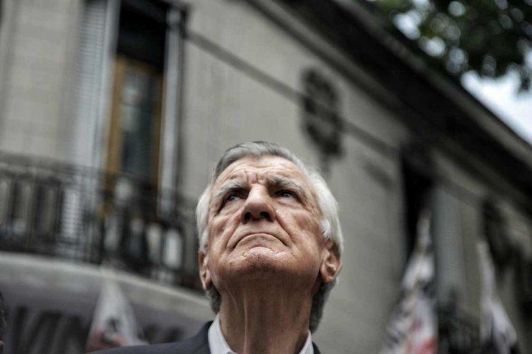 La Justicia repuso a José Luis Gioja al frente del PJ
