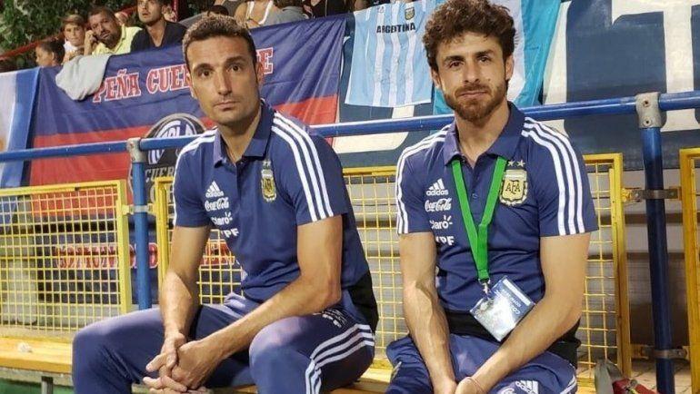 Es oficial: Scaloni, al mando de la Selección