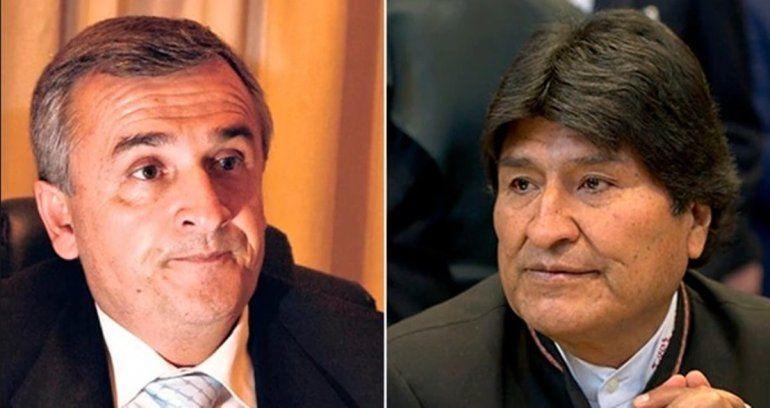 La polémica menos pensada: Gerardo Morales le respondió duramente a Evo Morales