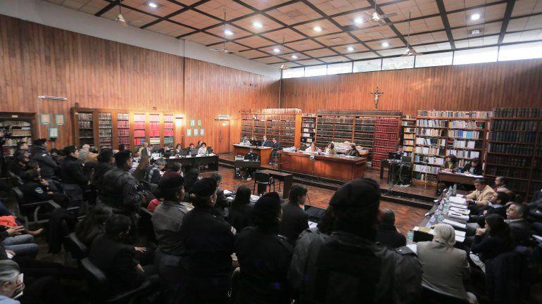 Se agregaron dos nuevas audiencias este mes para recuperar las declaraciones postergadas