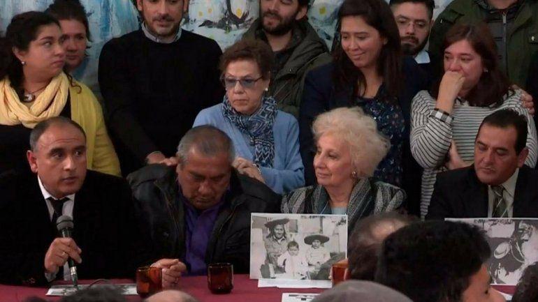Abuelas recuperó al nieto 128: es tucumano y nació en 1976