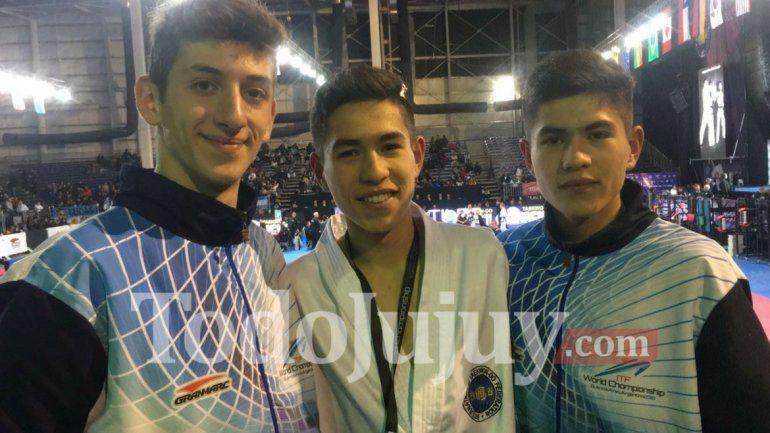 Jujuy en lo más alto: Franco Peréz logró el 1er puesto en el Mundial
