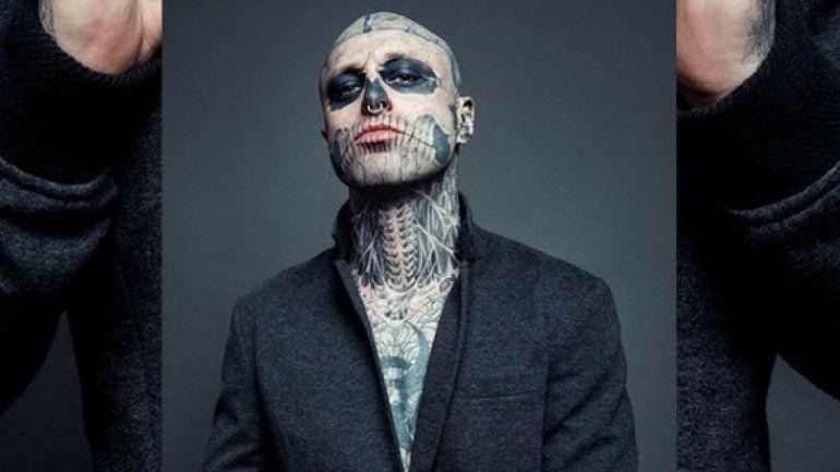 Encontraron muerto en su departamento al modelo Zombie Boy