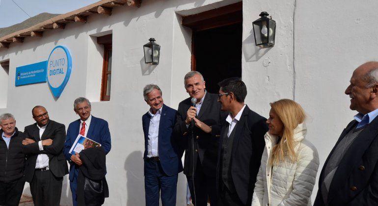 Nuevo espacio: Purmamarca tiene punto digital