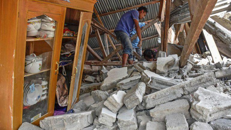 Terremoto: las autoridades emitieron una alerta de tsunami