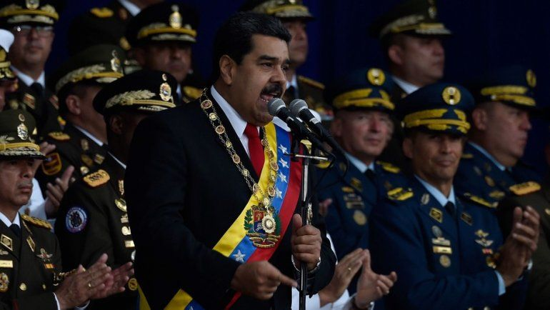 Nicolás Maduro: Han intentado asesinarme y el nombre de Juan Manuel Santos está detrás de este atentado