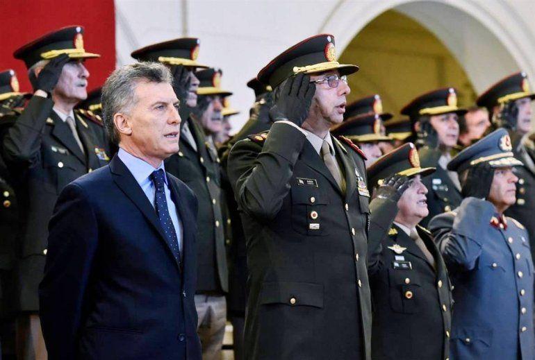 Fuerzas Armadas: definen las reglas del operativo en la frontera norte