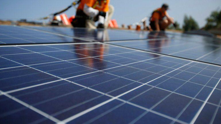 Planta Solar: confirmaron que los primeros 80 contenedores llegarán en septiembre