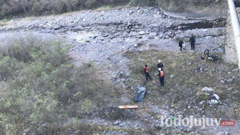 Accidente fatal en Guerrero: un motociclista habría perdido el control y cayó al vacío