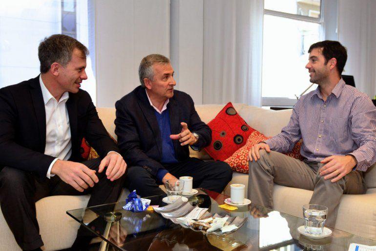 Jubilación docente: Morales y Basavilbaso definen detalles