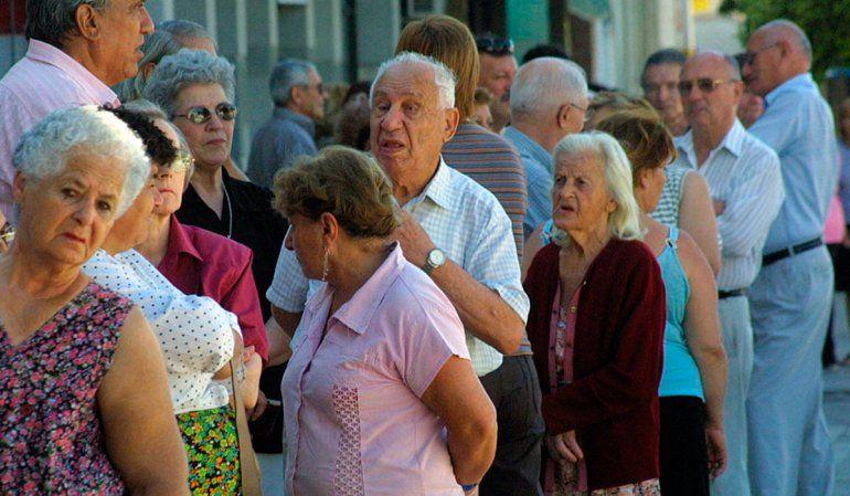 Las jubilaciones y pensiones aumentarán un 6,68% a partir de septiembre