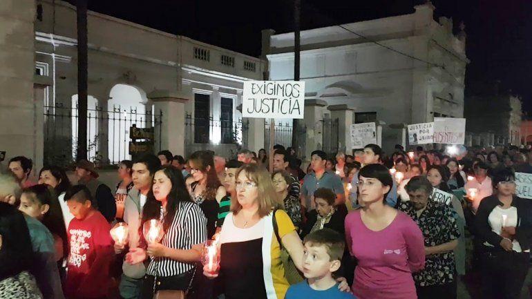 Queremos justicia y que le den perpetua al asesino de mi hijo, dijo el papá de Jairo Salcedo