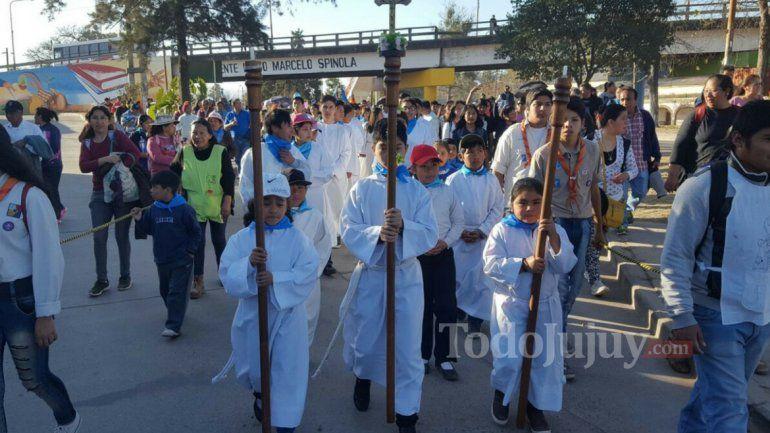 San Cayetano: fieles honran en Jujuy al santo del pan y del trabajo