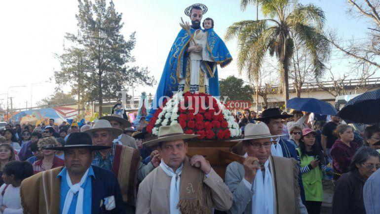 San Cayetano: en Jujuy se honra al santo del pan y el trabajo