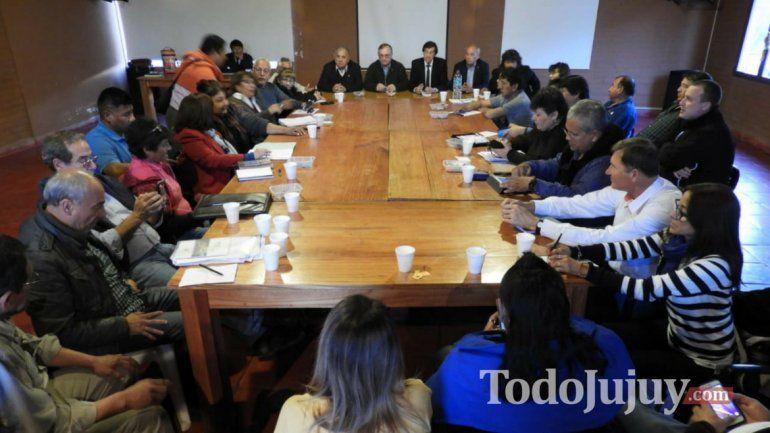 Se suspendió la reunión entre los gremios y el gobierno pautada para hoy