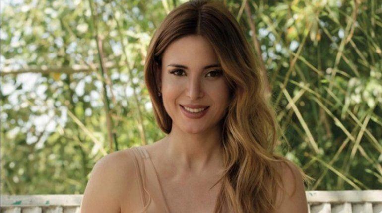 Jésica Cirio tuvo que ser operada de una hernia umbilcal