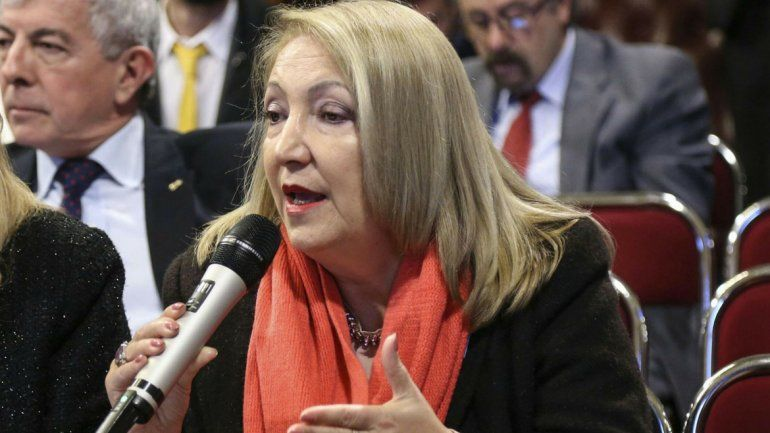 Silvia Giacoppo, pidió un Estado presente para salvar las dos vida