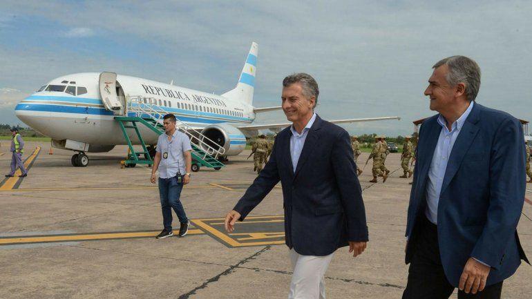 Macri llegaría el 17 a Jujuy y presentaría en Yavi Chico el plan de las Fuerzas Armadas