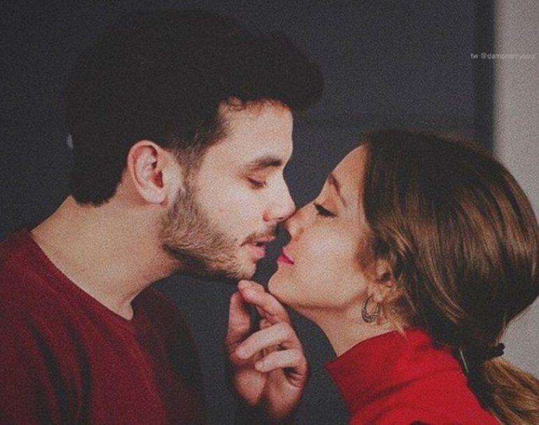 Agustín Casanova y Ángela Torres más cerca que nunca y no es en la tira de Simona