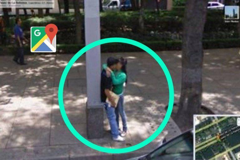 Google Maps lo deschabó: ella confirmó que su novio le era infiel al buscarlo en la app