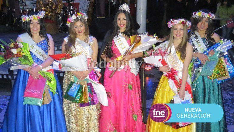 Un nuevo nombre en la FNE: Nazarena Rezlán es la reina del Nueva Generación