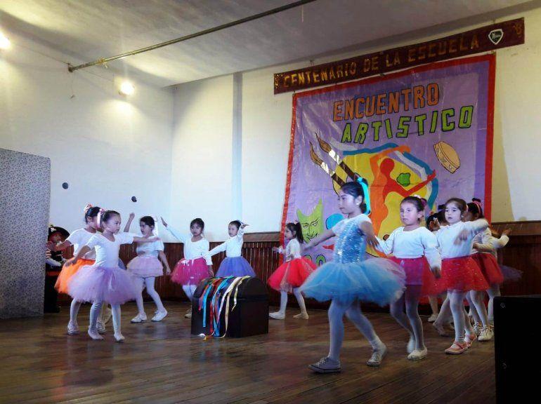 Imaginación, color y alegría para el encuentro artístico de la Monteagudo